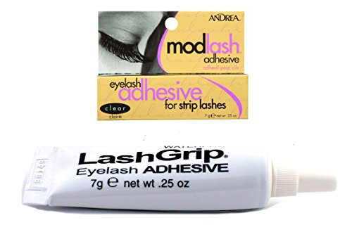 c49e1b86ea2 Andrea Mod Lash Adhesive For Strip Lahses- Clear, 0.25-Ounce - Buy Online  in UAE. | Beauty Products in the UAE - See Prices, Reviews and Free  Delivery in ...