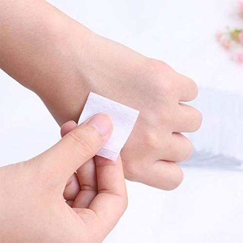 esterilizaci/ón desechable algod/ón de emergencia Bang 1 paquete 100 toallitas