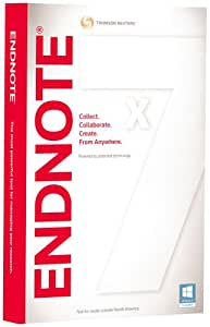Thomson Reuters EndNote X7 - Full Version