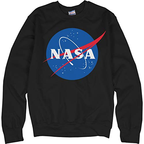 - Customized Girl Her Trendy NASA Sweater: Unisex Ultimate Crewneck Sweatshirt