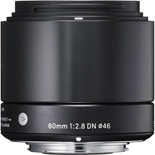 Sigma 60mm F2.8 EX DN Art  for Micro 4/3