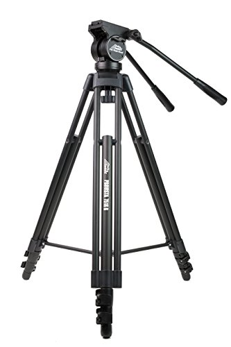 Davis & Sanford PROVISTA7518B Pro Video Tripod with V18 Fluid Head by Davis & Sanford