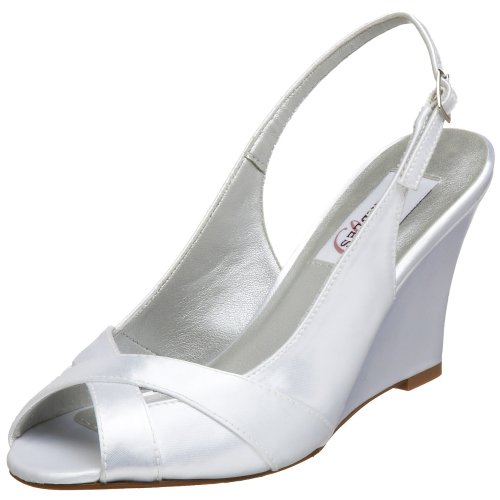 Sandalo Coleen Donna Con Dyeables Bianco