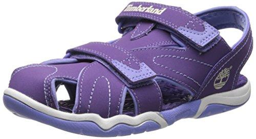Timberland Adventure Seeker Closed Toe T Dress Sandal (Toddler/Little Kid),Purple,12 M US Little Kid