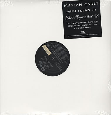 Don't Forget About Us [Vinyl]