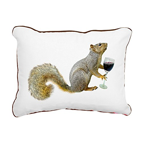 (CafePress - Squirrel with Wine - 12