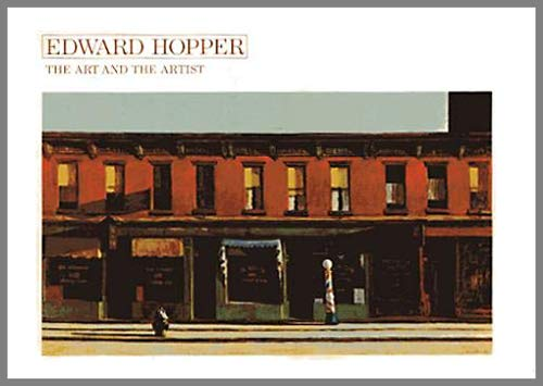 Edward Hopper: The Art and the Artist Gallery Booklet
