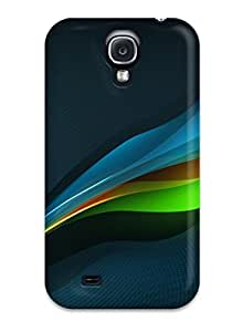 JKyeXdg17202cEkJV Snap On Case Cover Skin For Galaxy S4(fractals Abstract)