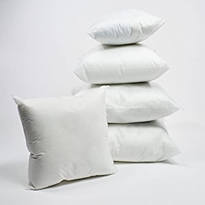 """Hollowfibre Cushion Pads Inserts Fillers Inners 14/"""" 16/"""" 18/"""" 20/"""" 22/"""" 24/"""" Cotton"""