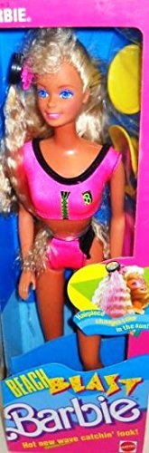 (Barbie Beach Blast 1989)