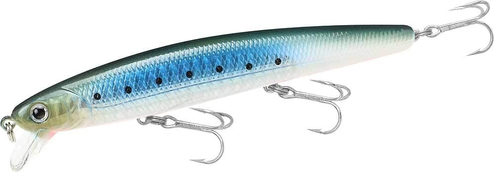 Lucky Craft SW Flashminnow 110-779sgpt Super Glow Pink Tiger for sale online