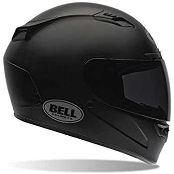 New 2016 Bell Vortex Motorcycle Helmet Matte Black Solid - Medium
