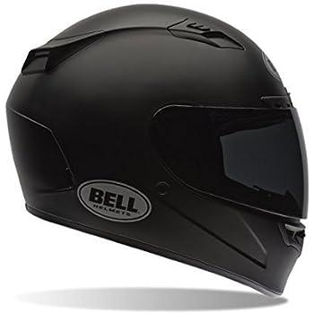New 2016 Bell Vortex Motorcycle Helmet Matte Black Solid - Medium