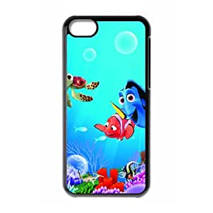 iPhone 5C Phone Case Cover Finding Nemo ( by one free one ) F63629