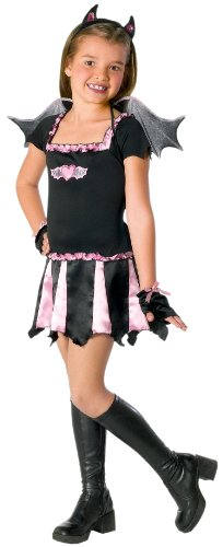 Sweetheart Bat Child Costume Size Medium