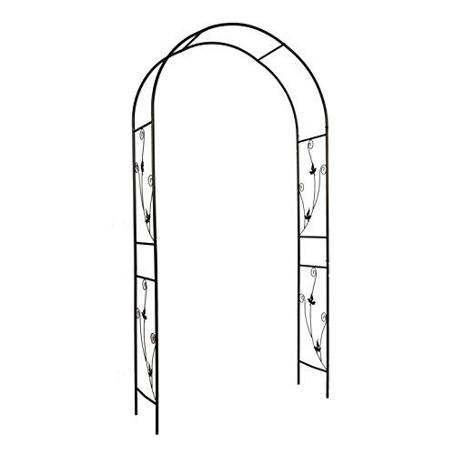 Better Garden Steel Garden Arch, 7'5