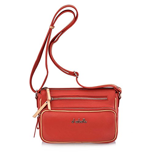 Bag Red Women's Body EL One 1015 Cross CABALLO red Size 453 qU0wpY