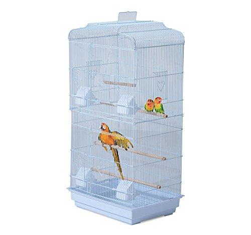 Birch Hutch (Bird Cage Large Parrot 19