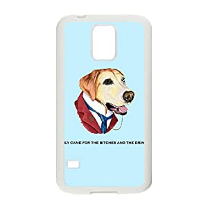 YYYT I only came for the bitches and the drinks Case Cover For samsung galaxy S5 Case