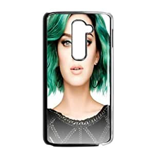 DIY Printed Katy Perry hard plastic case skin cover For LG G2 SNQ072094