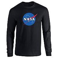 NASA Approved Classic Meatball Logo Long Sleeve T-Shirt