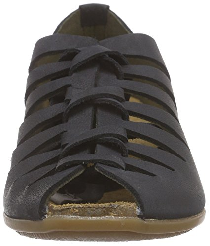 Womens Stella El ND52 Naturalista Stella Black Nd52 qrqTX5w
