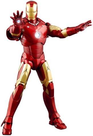 In-Stock 1//6 scale iron Man 3 Tony Stark Head Sculpt HW//O Neck for 12in figure