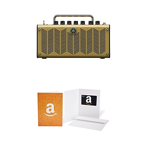 Yamaha THR5 Mini Acoustic Guitar Amplifier with Cubase AI Production Software with $25 Amazon.com Gift Card by Yamaha