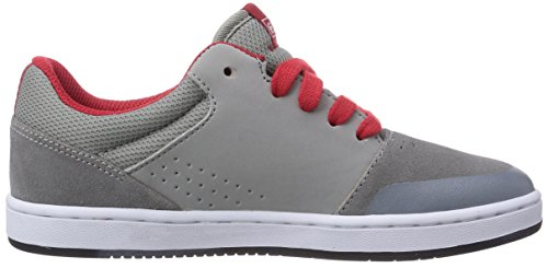 Etnies KIDS MARANA - Zapatillas De Skate infantil Gris (Grey/Red)