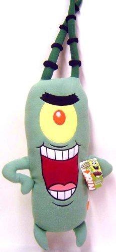 Amazon.com: Bob Esponja Plankton Cuddle Pillow cifra: Toys ...