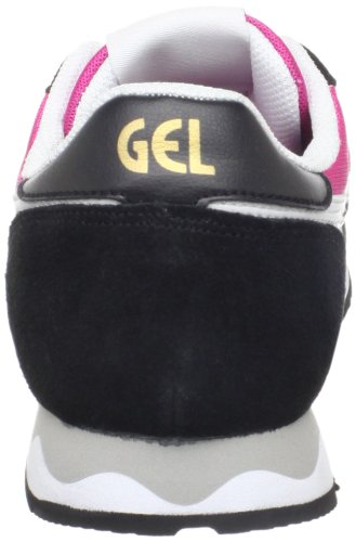 Asics Womens Gel-olanda Stile Sportivo Sneaker Magenta / Bianco