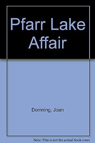 book cover of Pfarr Lake Affair
