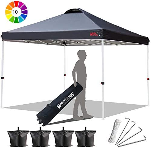 MasterCanopy Compact Portable Instant Circulation product image