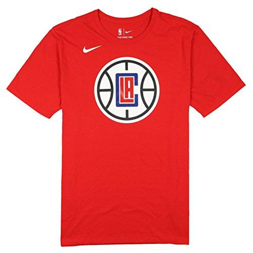 Nike Men's Los Angeles Clippers Team Logo T-Shirt X-Large - Mlb Training Nike Shirt