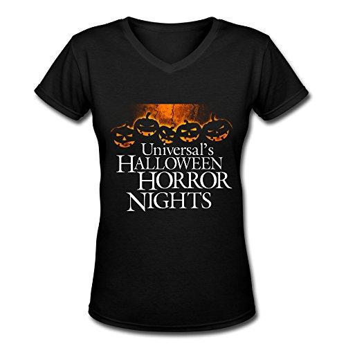 Halloween Horror Nights 25 Lanyard (T Shirt-Women's Halloween Horror Nights Pumpkin 3 Shirt)