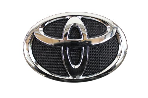 TOYOTA Genuine Accessories 75311-06060 Grille Emblem