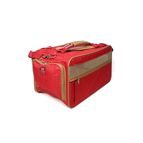 Bark-n-Bag Nylon Classic Carrier Collection Pet Carrier, Medium, - Pet Carrier Classic