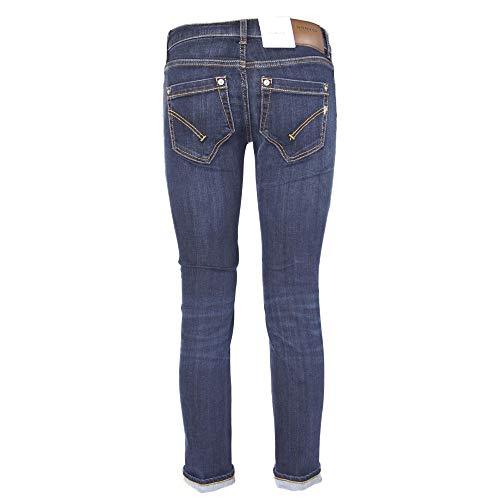 Blu Cotone P692ds0112pdd800 Jeans Donna Dondup qwU1F1