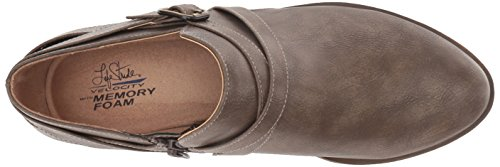 Taupe Ankle Women's LifeStride Boot Adley n4qcOXIH