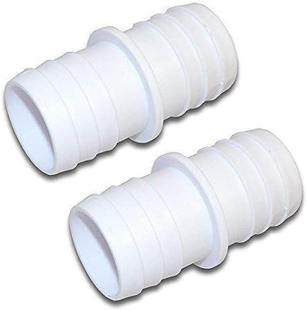 2x connecteur connecteur pour tube et tuyau connexions Ø 4 mm