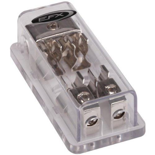 Scosche Coreblock2 Agu Fuse Power Distributor 1-4 Gauge In, 2-8 Gauge Out ()