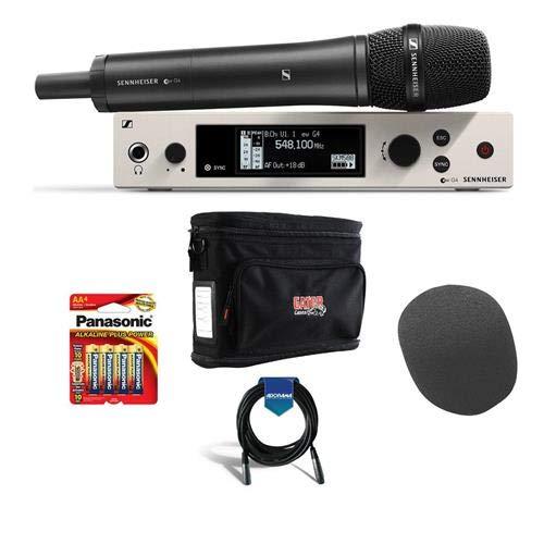 935 Transmitter G3 Handheld - Sennheiser ew 500 G4 Wireless Microphone System with MMD-935 Handheld Capsule AW+ Band Kit