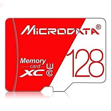 128GB Tarjeta de Memoria TF (Micro SD) de Alta Velocidad U3 ...