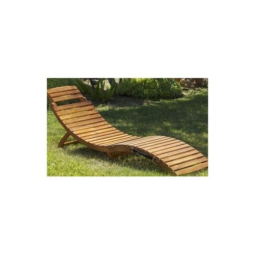 - Patio Chaise Lounge
