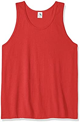 Augusta Sportswear Teen-Boys Poly Cotton Athletic Tank
