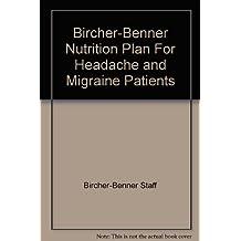 Bircher-Benner nutrition plan for headache and migraine patients