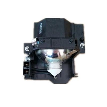 Compatible lámpara con carcasa para proyector ELPLP41 para EMP-S5 ...