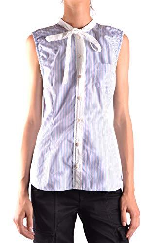 Dolce Shirt & Gabbana Cotton Dress (Dolce e Gabbana Women's Mcbi0992740o Multicolor Cotton Shirt)