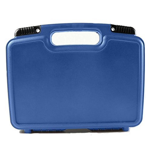 Life Made Better Storage Organizer - Compatible with Midland 75-822 40 Channel CB-Way Radio And Accessories- Durable Carrying Case - Blue by Life Made Better (Image #4)