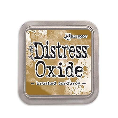 Ranger TDO-55839 Tim Holtz Distress Oxides Ink Pad-Brushed Corduroy ys/m